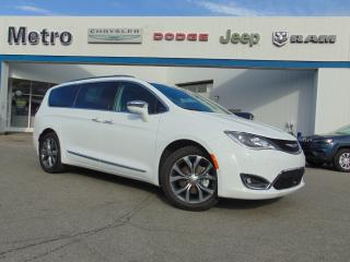 New 2019 Chrysler Pacifica Limited for sale in Ottawa, ON