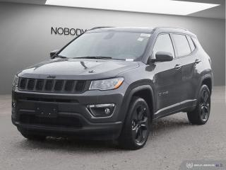 New 2019 Jeep Compass NORTH 4X4 for sale in Mississauga, ON