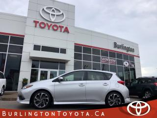Used 2017 Toyota Corolla iM ONE OWNER WARRANTY for sale in Burlington, ON