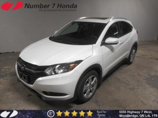 Used 2016 Honda HR-V EX-L| Loaded| Leather| Navi| for sale in Woodbridge, ON