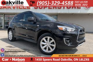 Used 2015 Mitsubishi RVR LIMITED AWD | BLUETOOTH | HTD SEATS | PADDLE SHIFT for sale in Oakville, ON