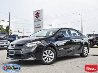 Used 2015 Toyota Corolla LE for sale in Barrie, ON