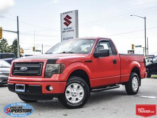 Used 2013 Ford F-150 STX ~Regular Cab - Short Box ~Trailer Tow ~Alloys for sale in Barrie, ON