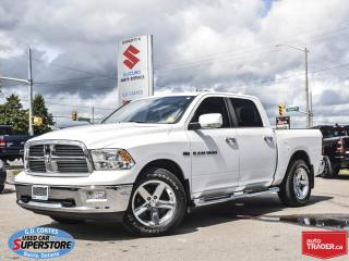 Used 2012 RAM 1500 SLT for sale in Barrie, ON