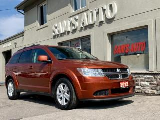 Used 2012 Dodge Journey Fwd 4dr for sale in Hamilton, ON