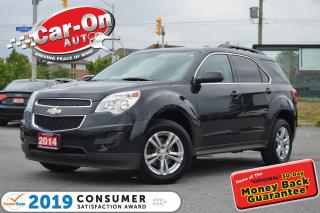 Used 2014 Chevrolet Equinox LT AWD REAR CAM HTD SEATS FULL PWR GRP LOADED for sale in Ottawa, ON