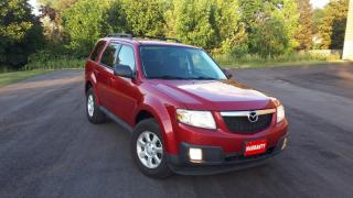 Used 2011 Mazda Tribute AWD V6 Auto for sale in Mississauga, ON