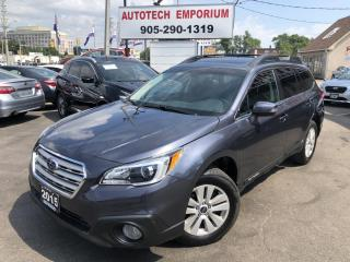 Used 2015 Subaru Outback 2.5i TOURING Sunroof/Camera/Heated Seats/Bluetooth&ABS* for sale in Mississauga, ON