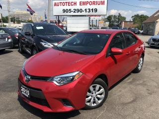 Used 2015 Toyota Corolla LE Backup Camera/Heated Seats/Bluetooth&GPS* for sale in Mississauga, ON