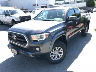 Used 2017 Toyota Tacoma SR5 for sale in North Vancouver, BC