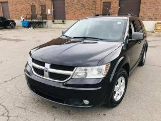Used 2010 Dodge Journey SE 2010 Dodge Journey SE for sale in Brampton, ON