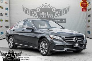 Used 2016 Mercedes-Benz C-Class C 300, NO ACCIDENT, 4MATIC, NAVI, BACK-UP CAM, PANO ROOF for sale in Toronto, ON