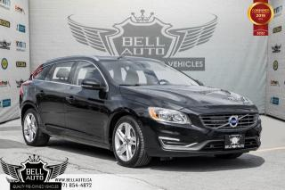 Used 2016 Volvo V60 T5 Premier, NO ACCIDENT, AWD, NAVI, BACK-UP CAM, SUNROOF, BLINDSPOT for sale in Toronto, ON