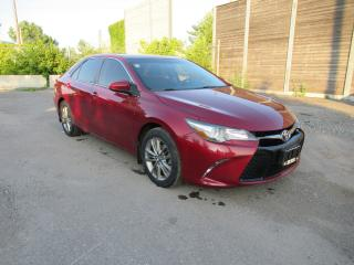 Used 2015 Toyota Camry 2015 Toyota Camry - 4dr Sdn I4 Auto SE for sale in Toronto, ON