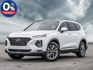 New 2020 Hyundai Santa Fe 2.0T Luxury AWD  - Sunroof - $256 B/W for sale in Brantford, ON