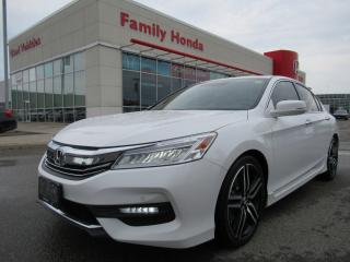 Used 2016 Honda Accord Touring, FULLY LOADED! for sale in Brampton, ON