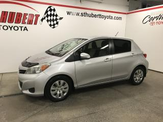 Used 2012 Toyota Yaris 2012 Toyota Yaris - 5dr HB Auto LE for sale in St-Hubert, QC