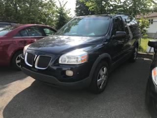 Used 2006 Pontiac Montana for sale in Québec, QC