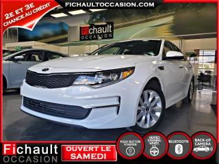 Used 2016 Kia Optima Berline  LX+ for sale in Châteauguay, QC