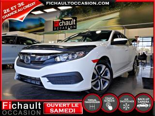 Used 2016 Honda Civic LX 4 PORTES 84$/ SEM GARANTIE 2ANS/4000 for sale in Châteauguay, QC