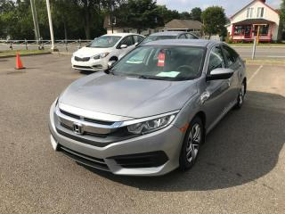 Used 2016 Honda Civic LX for sale in Québec, QC