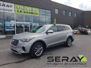 Used 2017 Hyundai Santa Fe XL Premium, mags, a/c, bluetooth for sale in Chambly, QC