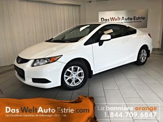 Used 2012 Honda Civic LX, Gr. Électrique, A/C, Automatique for sale in Sherbrooke, QC