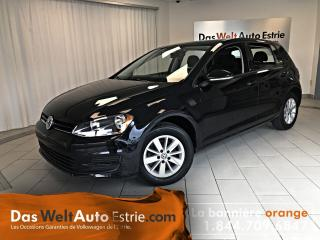 Used 2016 Volkswagen Golf 1.8 TSI Trend, Gr. Électrique, A/C, Manuel for sale in Sherbrooke, QC