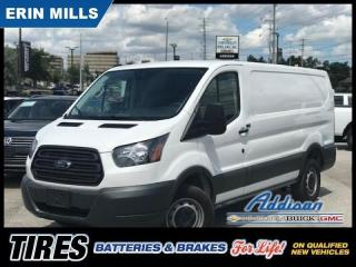 Used 2018 Ford Transit T-250 130 Low Roof Rear CAM|Bluetooth| for sale in Mississauga, ON
