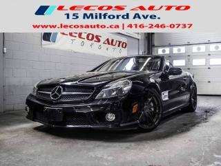 Used 2009 Mercedes-Benz SL-Class 6.2L AMG for sale in North York, ON