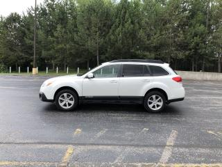 Used 2014 Subaru Outback PREMIUM AWD for sale in Cayuga, ON
