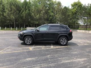 Used 2019 Jeep Cherokee Trailhawk 4WD for sale in Cayuga, ON