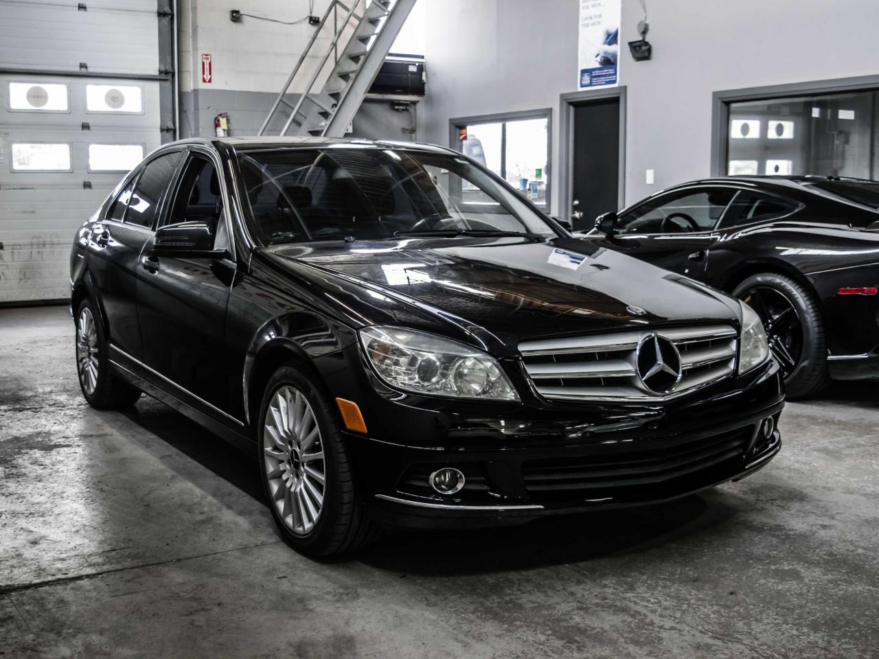 Used 2010 Mercedes-Benz C-Class C 250 for Sale in North York