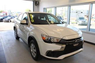 Used 2017 Mitsubishi RVR CEC1 EST UN RVR 2018 for sale in Lévis, QC