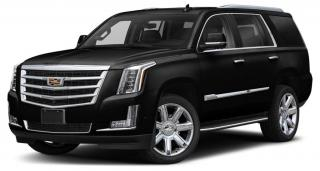 New 2019 Cadillac Escalade Premium Luxury for sale in Markham, ON