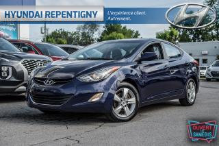 Used 2012 Hyundai Elantra gls 4 portes**A/C, TOIT OUVRANT, MAGS** for sale in Repentigny, QC