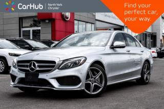 Used 2018 Mercedes-Benz C-Class C 300|AMG.Styling,Keyless.Go.Pkgs|Sunroof|GPS|Backup.Cam| for sale in Thornhill, ON
