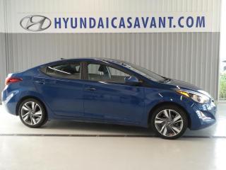 Used 2016 Hyundai Elantra GLS for sale in St-Hyacinthe, QC