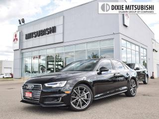 Used 2018 Audi A4 2.0T Technik quattro 7sp S tronic for sale in Mississauga, ON