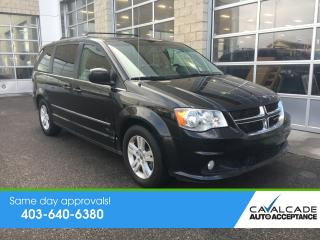 Used 2017 Dodge Grand Caravan Crew for sale in Calgary, AB