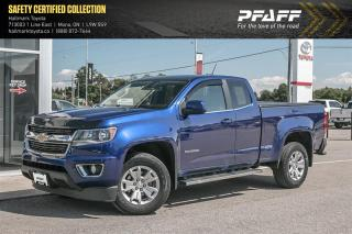 Used 2016 Chevrolet Colorado Extended 4x2 LT for sale in Orangeville, ON