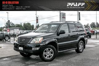 Used 2004 Lexus GX 470 5A for sale in Orangeville, ON