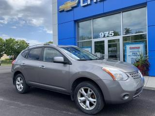 Used 2010 Nissan Rogue SL AWD CVT for sale in Gatineau, QC