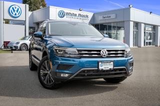 Used 2019 Volkswagen Tiguan Highline for sale in Surrey, BC