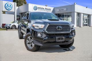 Used 2018 Toyota Tacoma SR5 *SPORT* *SUNROOF* *LEATHER* for sale in Surrey, BC