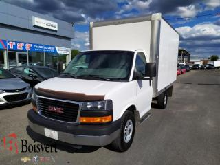 Used 2013 GMC Savana CUBE 12 PIEDS/PROPANE/V8 4.8L/AIR for sale in Blainville, QC