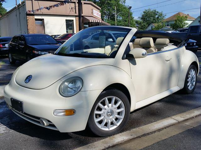 "2005 Volkswagen New Beetle Convertible GLS 5spd ""Try an OFFER""...Reduced"