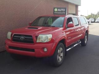 Used 2005 Toyota Tacoma V6 THIS WHOLESALE TRUCK WILL BE SOLD AS-TRADED! INQUIRE FOR MORE! for sale in Charlottetown, PE