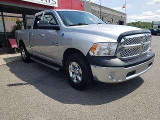 Used 2017 RAM 1500 4WD Quad Cab ST for sale in Châteauguay, QC