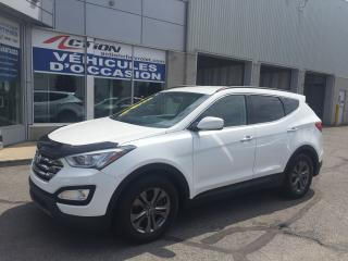 Used 2014 Hyundai Santa Fe Sport 2.4 Premium SIEGE ÉLECTRIQUE ET PLUS for sale in St-Hubert, QC